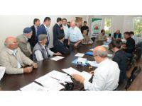 Aksaray'da ÇKS kayıtlarında çiftçilere büyük kolaylık
