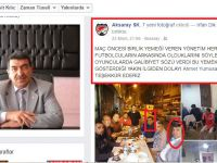 Çöl Kartalları TFF'ye gidiyor... Cavit Kılıç, Aksaray 1989 başkanı mı?