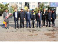 Aksaray'da PTT'nin 176. kuruluş yıldönümü kutlandı