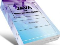 Mahmut Boz'un Java Eğitimi Kitabı Çıktı!
