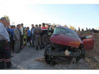 Yeğenine kitap almaya giden genç öğretmen kazada öldü