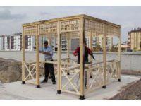 Cihanbeyli'de Kordon Boyu Projesi çalışmaları devam ediyor
