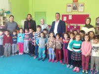 Hançerli'den Fetihkent Anaokulu'na ziyaret