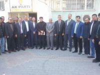 Poyraz'dan Ak Parti Eskil'e ziyaret