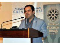 """TYB Konya Şubesi'nden """"TL'den yanayım, çünkü ben Türkiye'yim"""" kampanyası"""