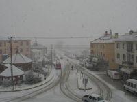 Altınekin'de okullar 1 gün tatil edildi
