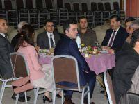 Kaymakam Mustafa İlhan Onuruna Veda Programı Düzenlendi