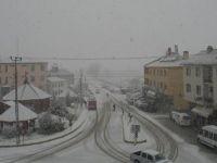 Altınekin'de 4 gün üst üste kar bekleniyor