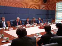 Ziya Altunyaldız ABD Temsilciler Meclisi üyelerini kabul etti
