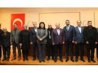 """Cumhurbaşkanı Başdanışmanları """"Yeni Türkiye Ve Cumhurbaşkanlığı"""" sistemini anlattı"""