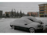 Konya'nın iki ilçesinde kar tatili 1 gün uzatıldı