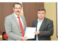 Aksaray'da 2 bin 654 üreticiye 384 bin 600 TL destek başvurusu