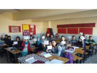 Eşmakayalı Öğrencilerinden askerlere mektup!