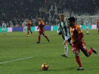 Konyaspor - Galatasaray maçının ardından
