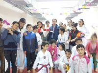 Taekwondo Takımı Kaldığı Yerden…