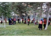 NEÜ Genç TEMA Topluluğundan rengarenk etkinlik