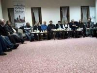 Konya'da Çiftliközü Kaynaşma ve Dayanışma toplantısı