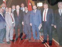 Eskilli Muhtarlar Cumhurbaşkanı Erdoğan'ın konuğuydu