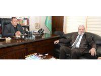 İl Müftüsü Bal'dan Başkan Koçak'a ziyaret