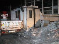 Sanayi sitesi bekçisi kulübesinde ölü bulundu