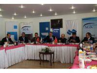 Aksaray'da istihdam ve kayıt dışı istihdam toplantısı