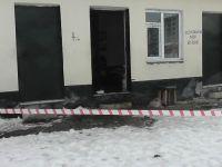 Yaşlı adam işlettiği tuvaletin önünde ölü bulundu