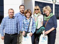 Erasmus dünyayı buluşturuyor! Sloven Akademisyenler ASÜ'de