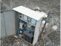 Trafo hırsızlarının bu seferki hedefi Yeşiltömek Köyü
