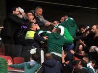 Antalyaspor Başkanı Öztürk'e saldırı