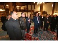 Yargıtay Birinci Başkanı Cirit Beyşehir'de