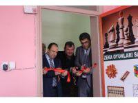 Kulu'da akıl ve zeka oyunları sınıfı törenle açıldı