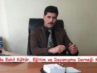 Konya'da Eskil Kültür, Eğitim ve Dayanışma Derneği Kuruldu