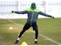 Konyaspor, Gençlerbirliği maçı hazırlıklarına başladı