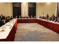 OSBÜK'ün 2017 yılı ilk bölgesel toplantısı Konya'da yapıldı