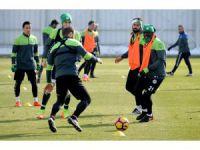 Konyaspor, Gençlerbirliği maçına hazırlanıyor