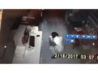 Aksaray'da kafe soygunu