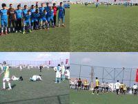 Futbol şöleninde günün sonuçları
