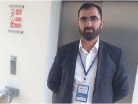 Necip Çeçen'in acı günü