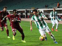Atiker Konyaspor 1 Trabzonspor 1 (Maçtan dakikalar)