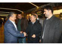 Başkan Tutal, lise müdürleri ile yemekte buluştu