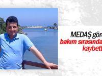 Altınekin'de kaza! MEDAŞ görevlisi bakım sırasında yaşamını yitirdi