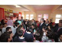 """Beyşehir'de """"15 Temmuz Şehitler Köşesi"""" törenle açıldı"""