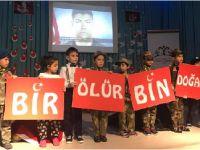 Karatay Fetihkent Anaokulu'nda anlamlı program