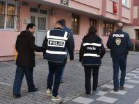 Eskil'de FETÖ operasyonu! 1 Öğretmen gözaltına alındı
