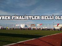 Turnuva 'da Çeyrek finalistler belli oldu!