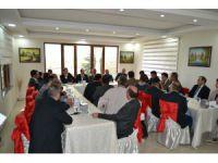 Kulu'da tarımı değerlendirme istişare toplantısı yapıldı