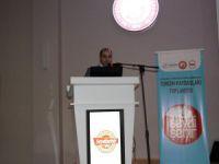 Diriliş Ertuğrul oyuncuları Kutluca ve Batuhan Konya Kitap Günleri'nde