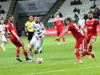 Türkiye Kupası Konyaspor 3 Sivasspor 2 (Maçtan dakikalar)