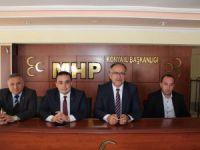 """MHP Genel Sekreter Yardımcısı Kalaycı: """"Hayırda hayır yoktur"""""""