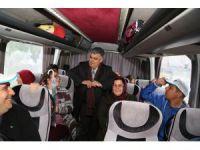 Ereğli Belediyesi'nden engelli vatandaşlar için Konya kültür gezisi